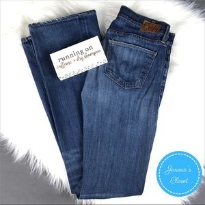 Citizens of Humanity COH Amber Bootcut Jeans 28